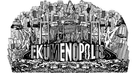 Ekümenopolis Ucu Olmayan şehir Birtakim Yazilar