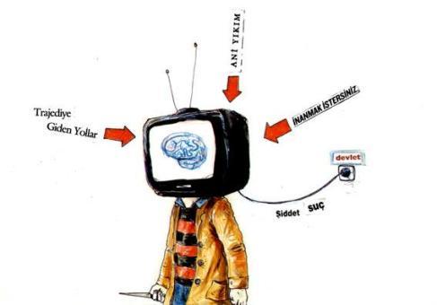 Toplumdaki hızlı ahlak çöküşü ve medya