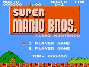 Yılların eskitemediği oyun ; Super Mario