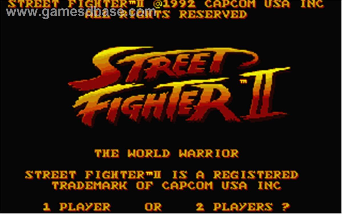 Efsane oyunlardan ; Street Fighter