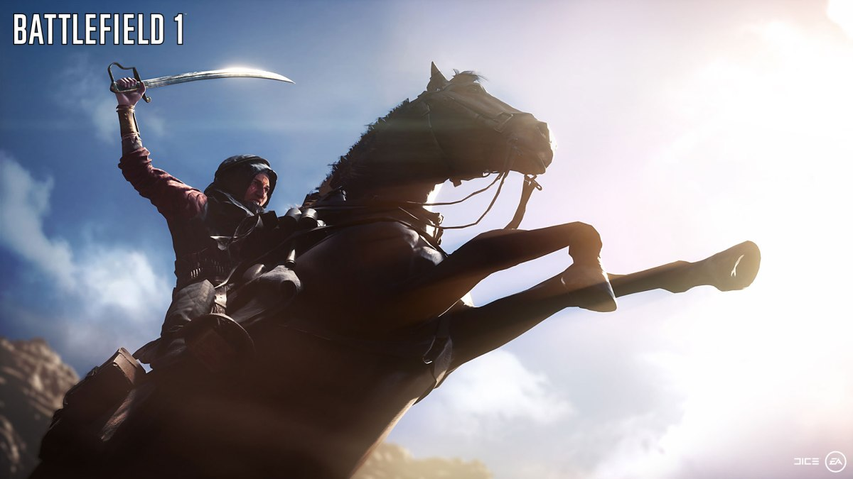 Tartışmalı oyun ; Battlefield 1