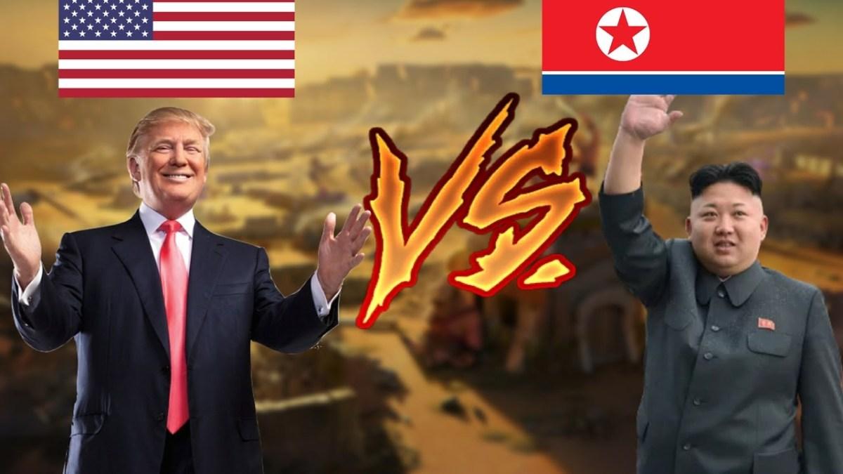 3. Dünya savaşını başlatacak ülke ; Kuzey Kore