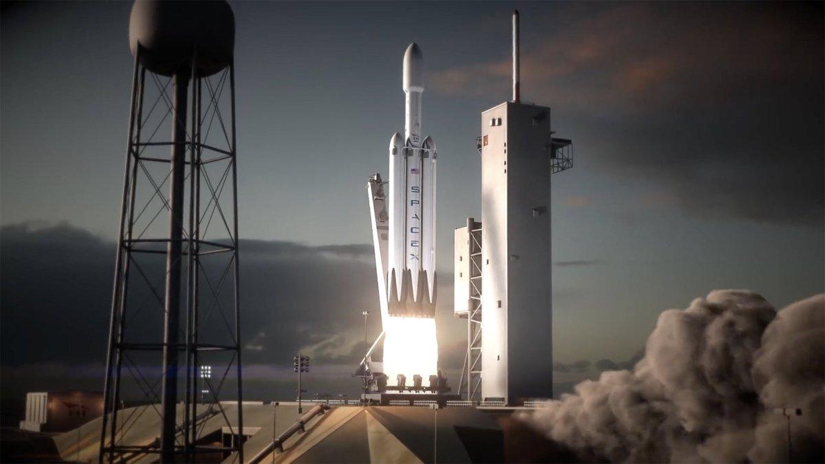 Falcon Heavy'nin müthiş yolculuğu